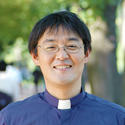 関谷義樹           (サレジオ会司祭)