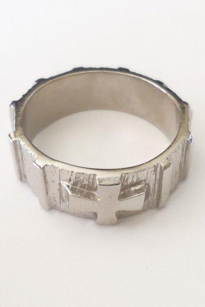画像1: 指輪 シルバー925製 11号 (1)