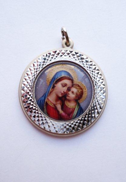 画像1: 円形ミラー縁聖母子 (1)