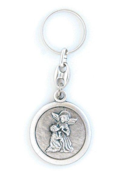 画像1: キーホルダー 守護の天使 (1)