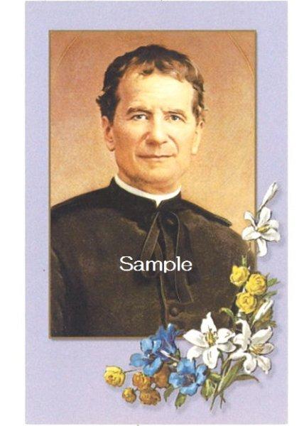 画像1: イタリア製 ご絵 ドン・ボスコ(206-I.G.22) (1)