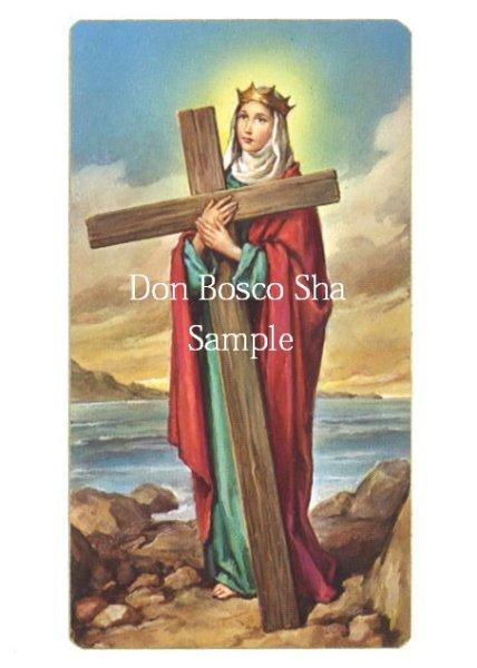 画像1: イタリア製 ご絵 聖エレナ 400-311 (1)