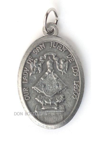 画像1: メダイ サン・ファン・ デ・ロス・ラゴスの聖母  (1)
