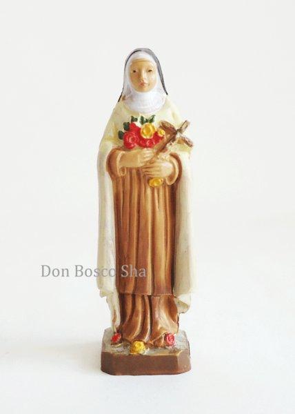 画像1: 樹脂製 聖テレジア H7cm (1)