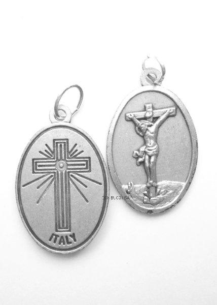 画像1: メダイ 十字架のキリスト (1)