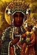 画像1: ポストカード チェストコワの黒いマリア (1)