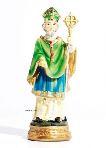 画像1: 樹脂製 聖パトリック像 (1)