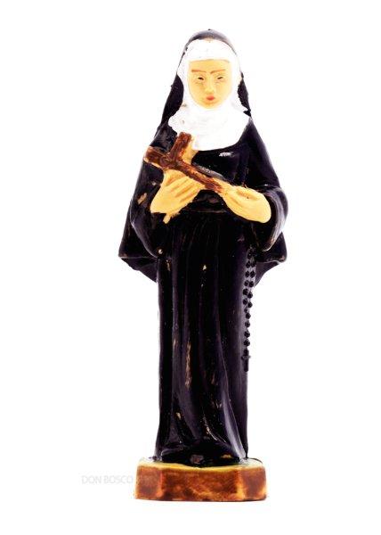 画像1: 樹脂製 聖リタ像 H7cm (St.Rita of Cascia) (1)