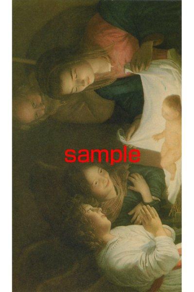 画像1: イタリア製 ご絵 ご降誕 (ARS66) (1)