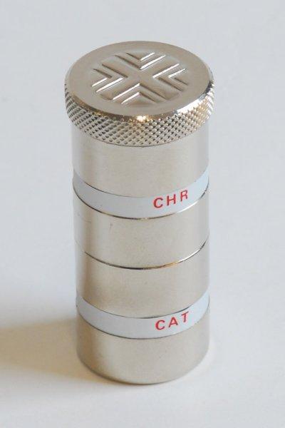 画像1: 典礼用品 聖香油入れ CHR/CAT(入信・堅信/洗礼志願者)司祭用 (1)