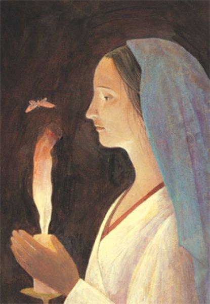 画像1: ポストカード 「聖」信仰を伝え続けてきた人々 (1)