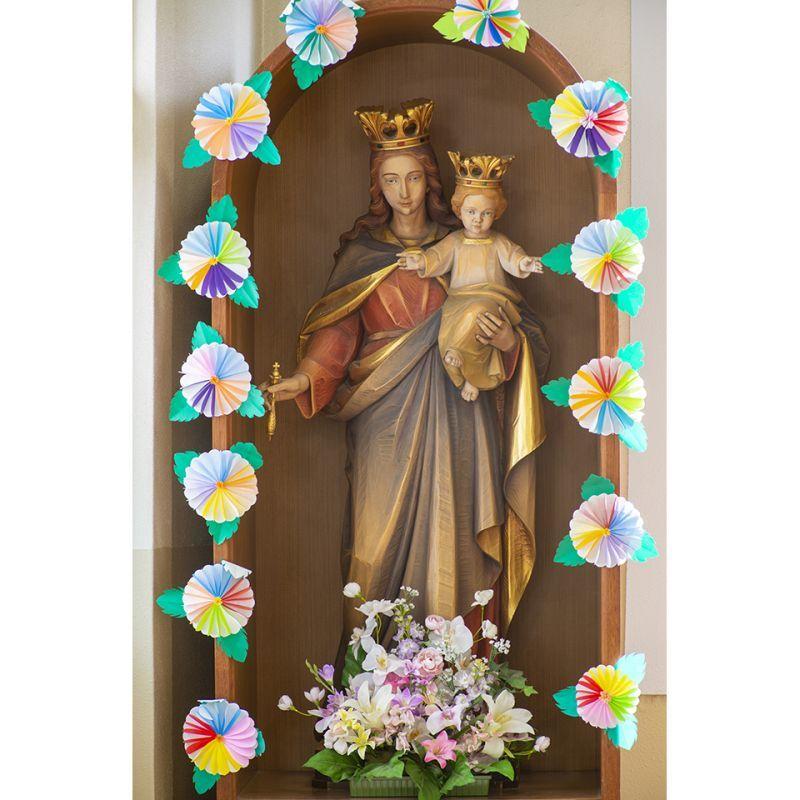 大型ご像、オリジナル聖像、レリーフ サンプル13