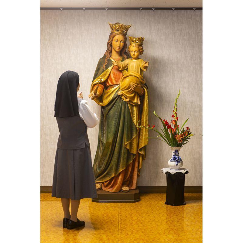 大型ご像、オリジナル聖像、レリーフ サンプル14