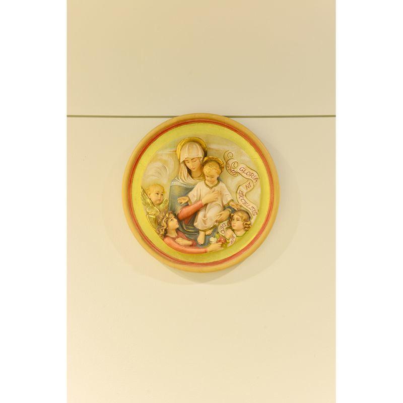 大型ご像、オリジナル聖像、レリーフ サンプル18