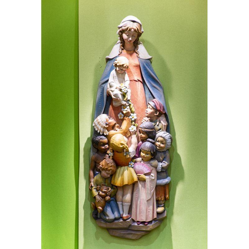大型ご像、オリジナル聖像、レリーフ サンプル7